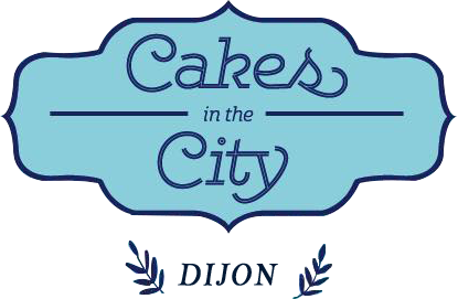 Cakes in the city shop